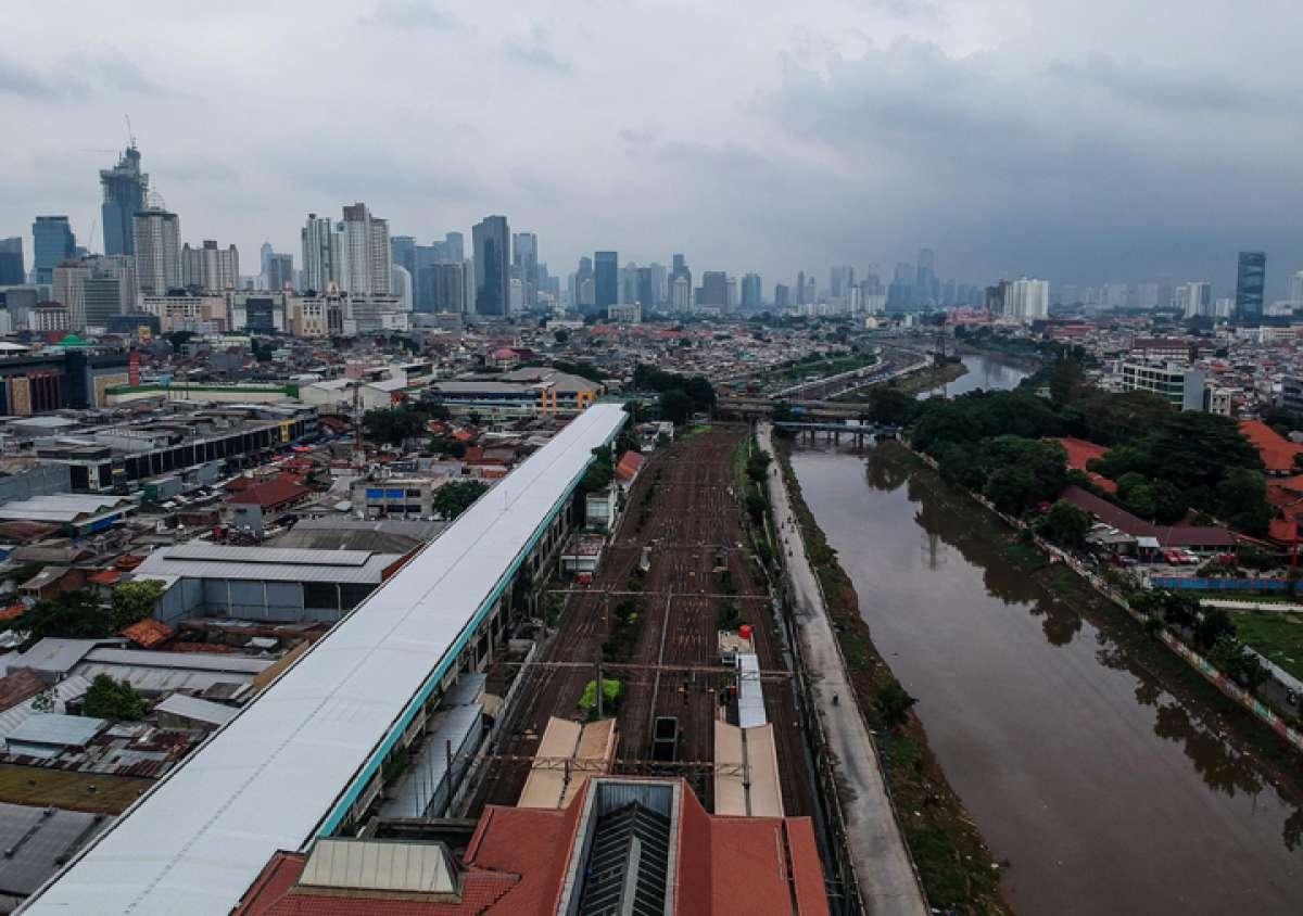 Peringatan Cuaca Jakarta
