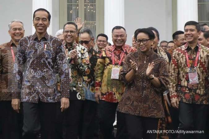 Jokowi bilang Uni Eropa tuding sawit rusak lingkungan karena kalah saing