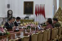 Indonesia asks Japan to invest in islands near waters disputed with China
