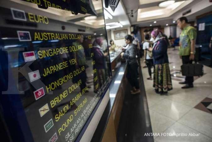 Rupiah menguat 0,92% dalam sepekan, simak prediksinya untuk pekan depan