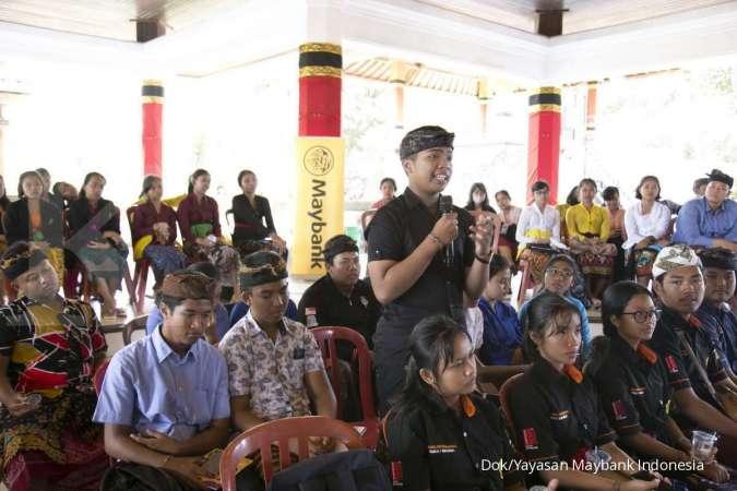 Maybank Indonesia Selenggarakan Workshop Pengembangan Kapasitas dan Critical Thinking