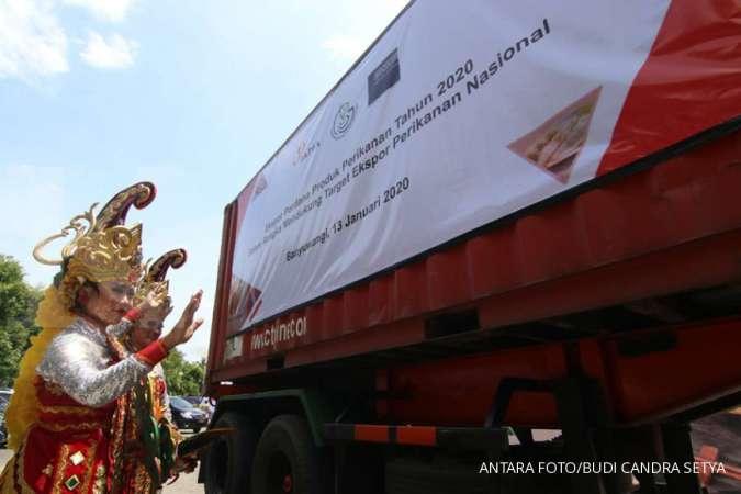 JPFA KKP lepas ekspor produk perikanan senilai Rp 13.3 miliar