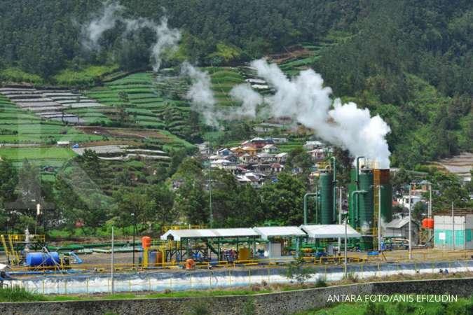 Tunggu regulasi baru, investor wait and see kembangkan listrik panas bumi