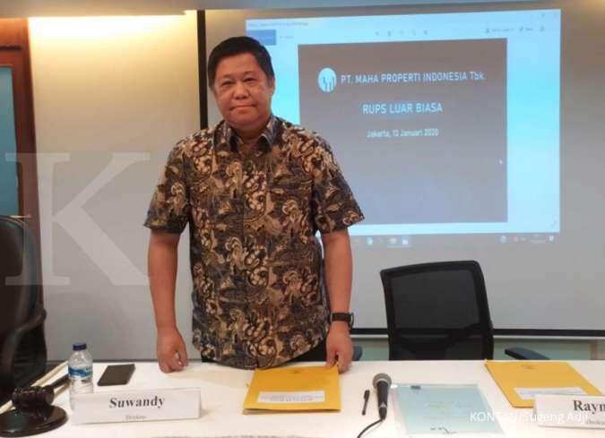 Maha Properti Indonesia (MPRO) catat marketing sales Rp 170 miliar sepanjang 2019