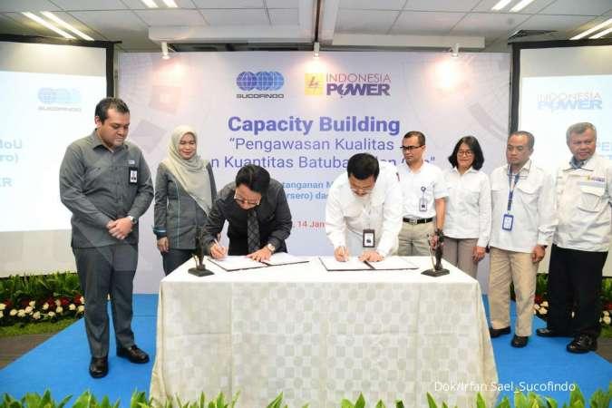 Sucofindo Jalin Sinergi Dengan Indonesia Power Dalam Kegiatan Operation & Maintenance