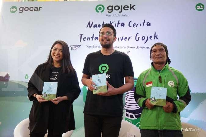 Nanti Kita Cerita Tentang Driver Gojek Karya Marchella FP, Hadirkan Kisah Mitra Driver Gojek yang Melayani dengan Hati
