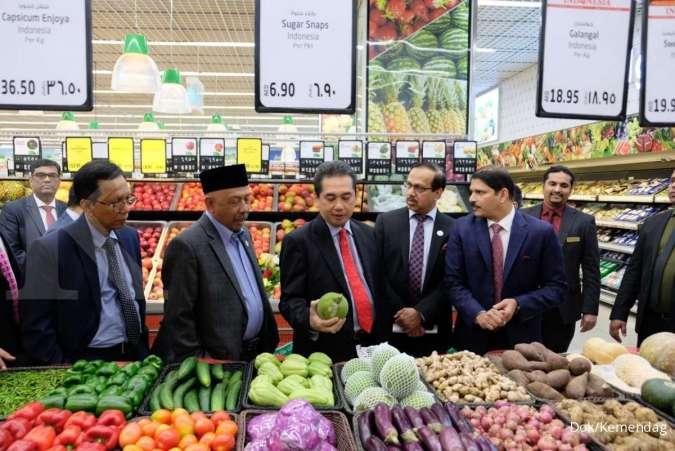 Dorong Ekspor Produk Umkm Indonesia ke Timur Tengah, Mendag Kunjungi Lulu Hypermarket Abu Dhabi