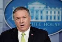 U.S. could rethink Iran sanctions in light of coronavirus -Pompeo