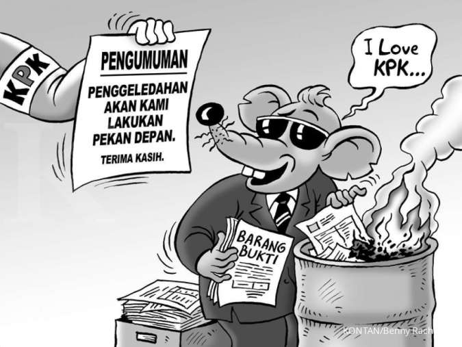 Benny Rachmadi - Tatacara Penggeledahan KPK