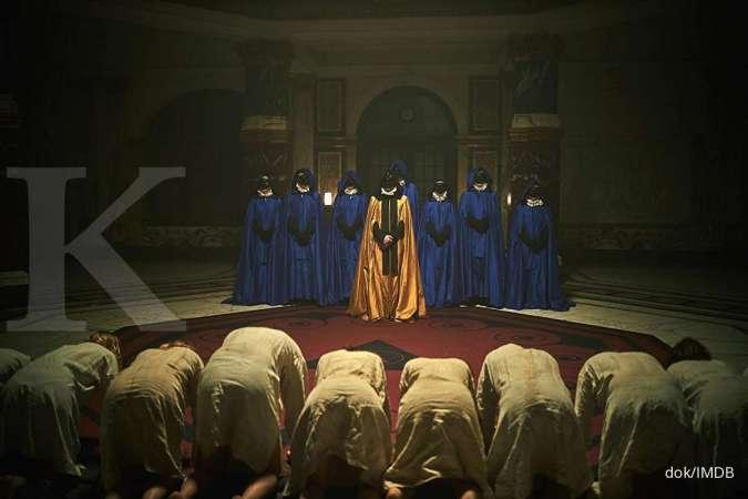 Potongan adegan film Ares:Season I