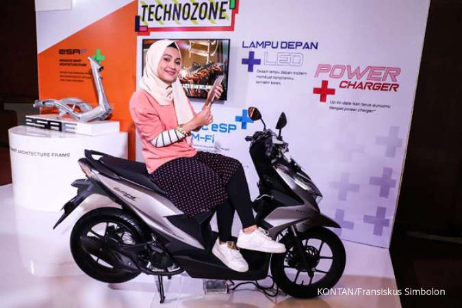 Promo Honda Harga Motor Beat November 2020 Diskon Rp 1 3 Juta