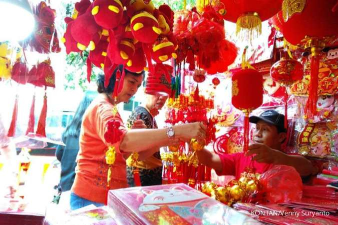 Indonesia's 'minority within a minority' celebrate Lunar New Year