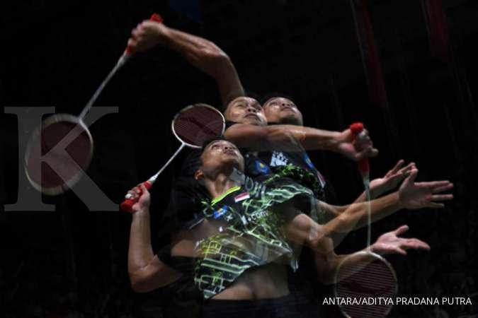Indonesia memastikan tidak akan ikut serta dalam perebutan Piala Thomas dan Uber 2020. ANTARA FOTO/Aditya Pradana Putra/foc.
