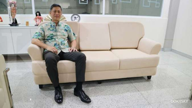 Sky Energy Indonesia (JSKY) incar pendapatan Rp 1 triliun tahun ini