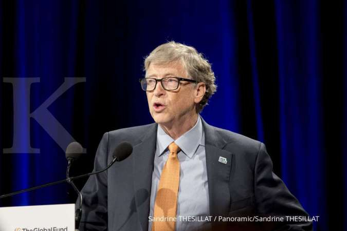 Bill Gates suntik dana segar US$ 20 juta ke start up Lilac Solutions