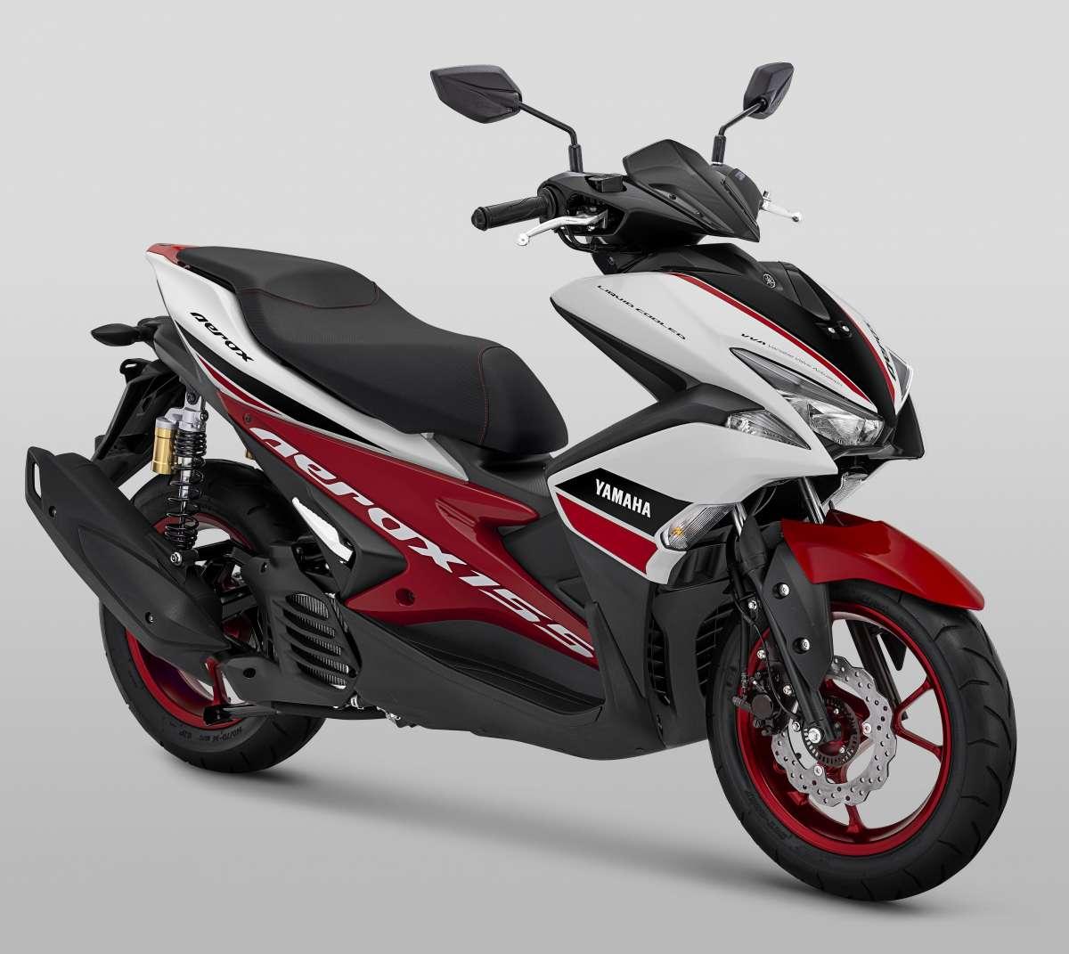 Awal Tahun 2020, Yamaha Meluncurkan Xmax dan Aerox Maxi Signature