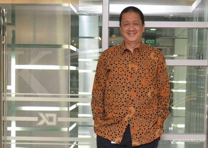 Irfan Setiaputra resmi menjabat sebagai Direktur Utama PT Garuda Indonesia Tbk, Rabu (22/1/2020).