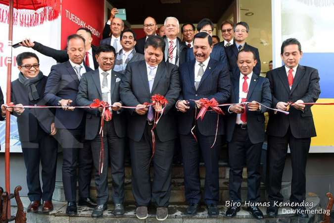 Paviliun Indonesia Kembali Tampil Pada World Economic Forum 2020 di Davos