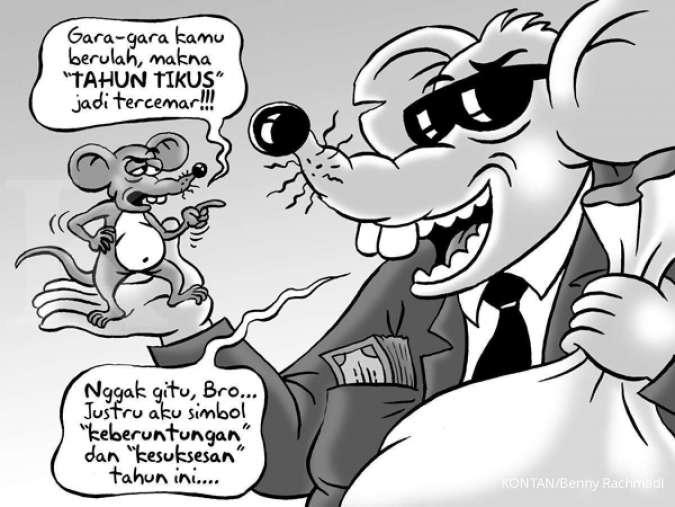 Benny Rachmadi - Basmi Tikus-tikus Anggaran dan Koruptor di Tahun Tikus