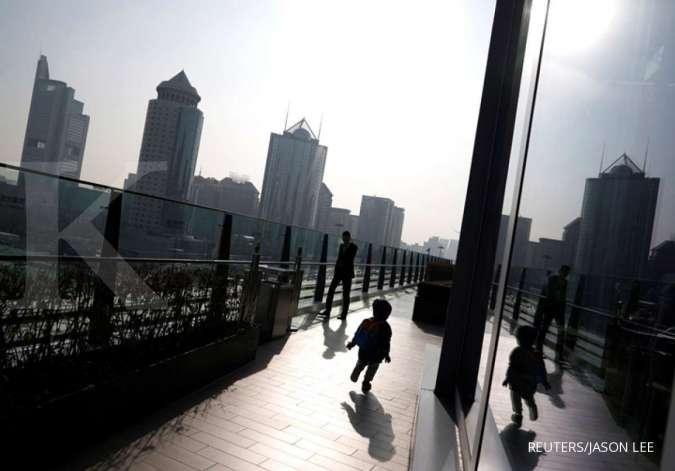 Dalam skenario rendah, Bank Dunia ramal pertumbuhan ekonomi China hanya 0,1% di 2020