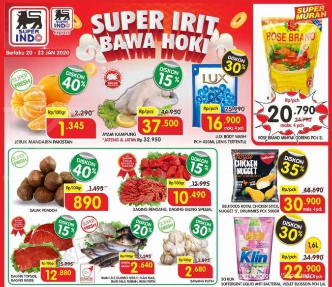 Katalog Promo Superindo 20-23 Januari 2020 (2)