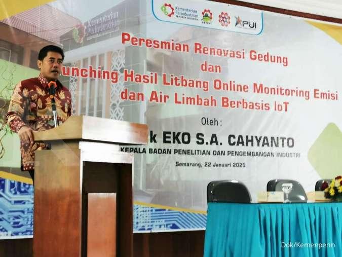 Wujudkan Industri Hijau, Balai Kemenperin di Semarang Bikin Teknologi Canggih