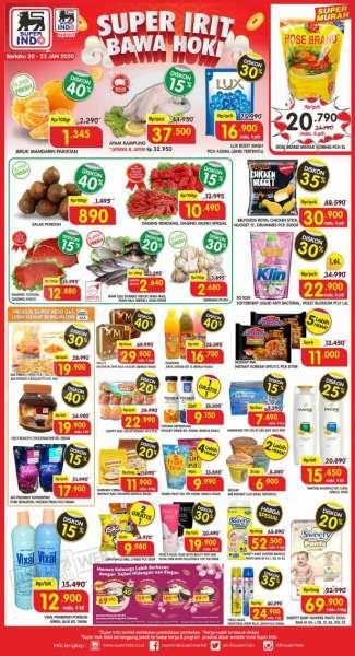 Katalog Promo Superindo 20-23 Januari 2020 (1)