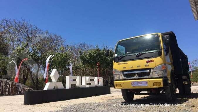 Mitsubishi Fuso Dominasi Pasar Kendaraan Niaga di Tahun 2019