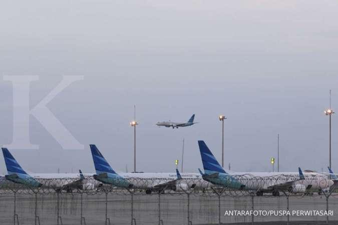 Garuda Indonesia (GIAA) masih layani penerbangan dari dan menuju Singapura