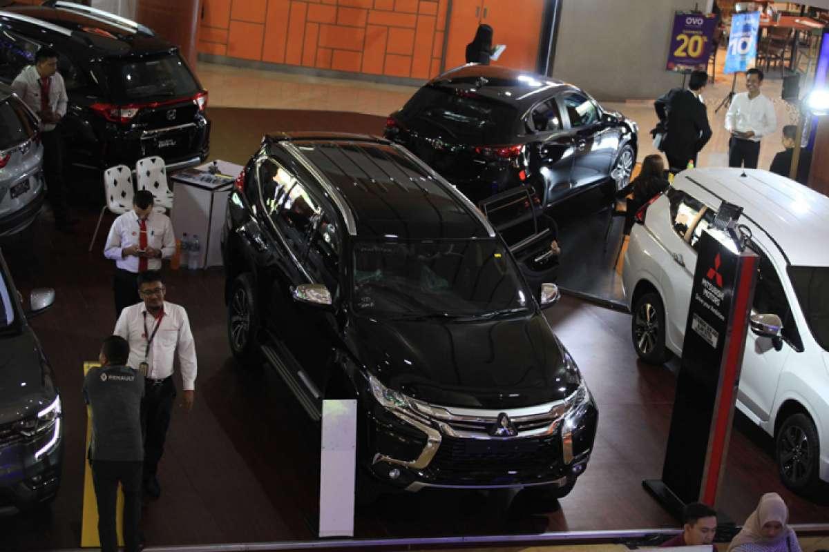 Penjualan mobil 2020