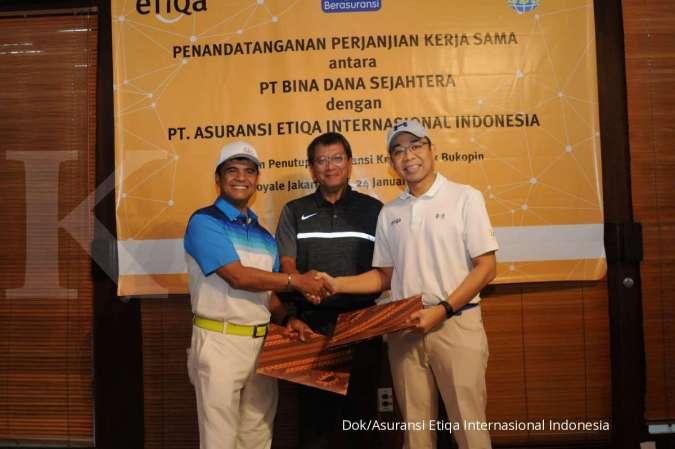 BBKP Perluas pasar, Asuransi Etiqa bidik premi asuransi kredit dari nasabah Bank Bukopin