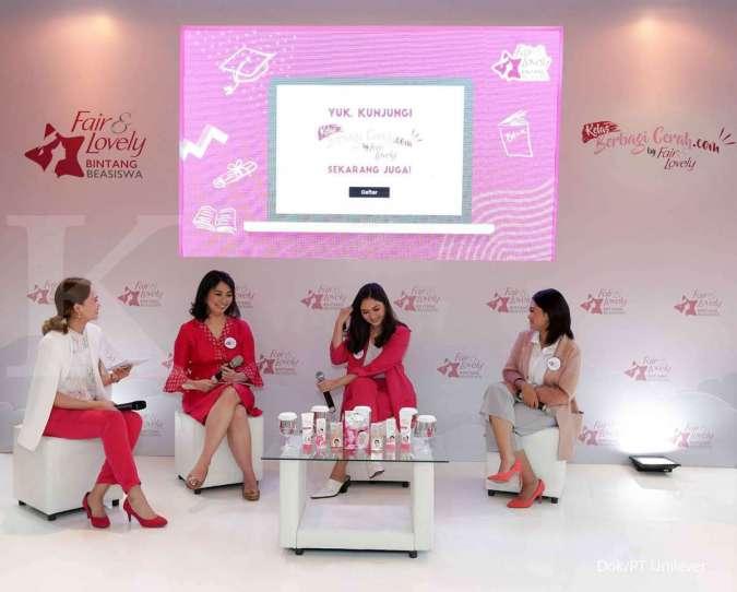 Fair & Lovely Bintang Beasiswa 2020: Dukung 60 Wanita Muda Berprestasi Indonesia Menjadi Sosok Inspiratif Bangsa di Masa