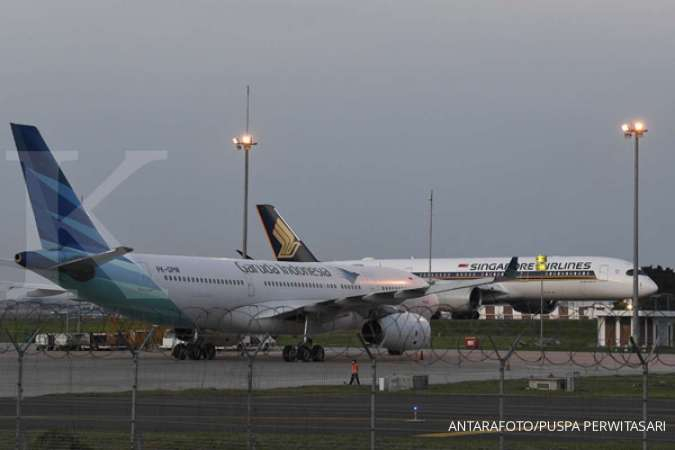 Lewat Trans Airways, Chairul Tanjung (CT) Borong 47,9 Juta Saham Garuda (GIAA)