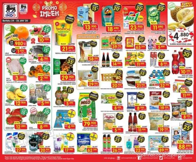 Katalog Promosi Superindo 23-26 Januari 2020 (1)