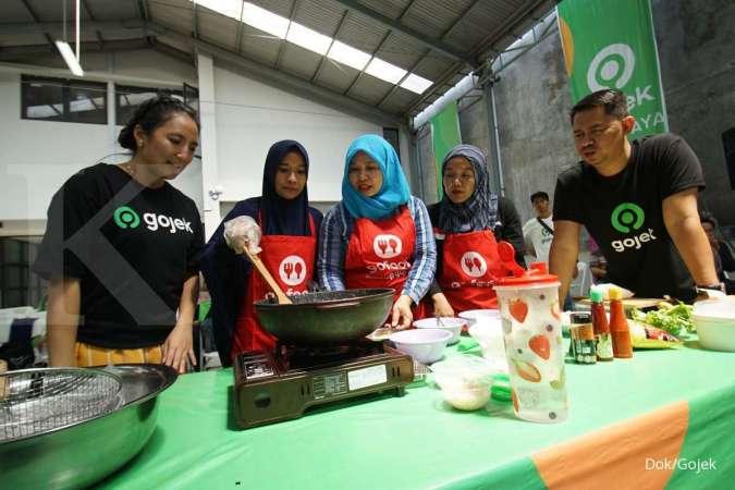 Tingkatkan Peluang Pendapatan Lebih, Gojek Swadaya Latih Keluarga Mitra Driver untuk Cerdik Berwirausaha