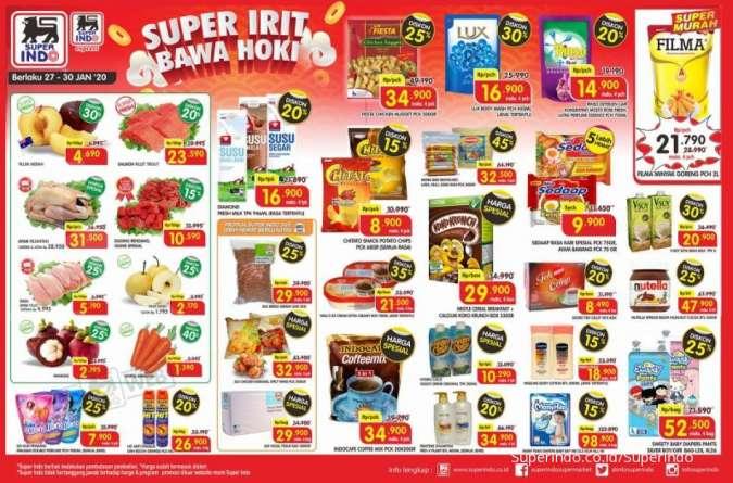 Katalog Promosi Superindo 27-30 Januari 2020 (1)