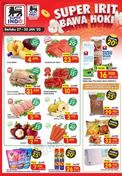 Katalog Promosi Superindo 27-30 Januari 2020 (2)
