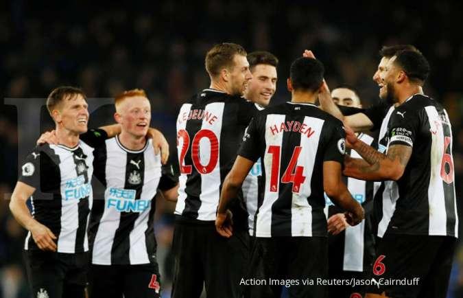 Jelang laga Arsenal vs Newcastle United di Liga Inggris
