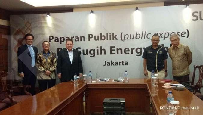 Benahi kondisi internal, Sugih Energy (SUGI) rilis laporan keuangan 2018 bulan depan