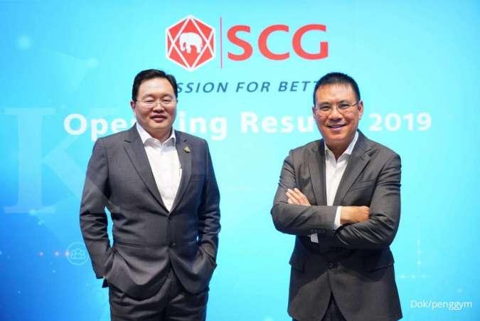 SCG Catatkan Peningkatan Pendapatan 36 Persen y-o-y di Indonesia Pada Kuartal ke-4 Tahun 2019