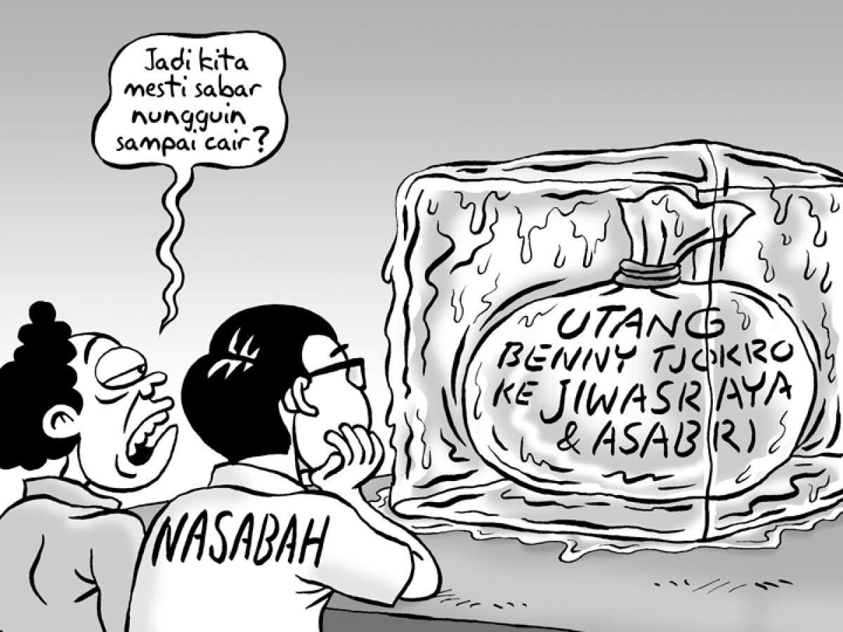 Benny Rachmadi - Nasib Nasabah Jiwasraya