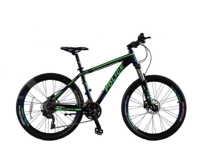 Sepeda Police Bike handal dan terjangkau, cek harga