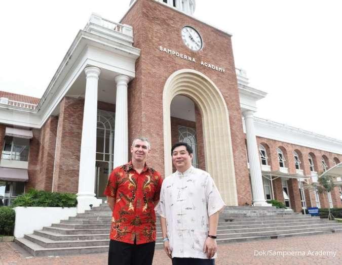 Melalui Pembelajaran STEAM, Sampoerna Academy Rayakan Tahun Baru Cina 2020
