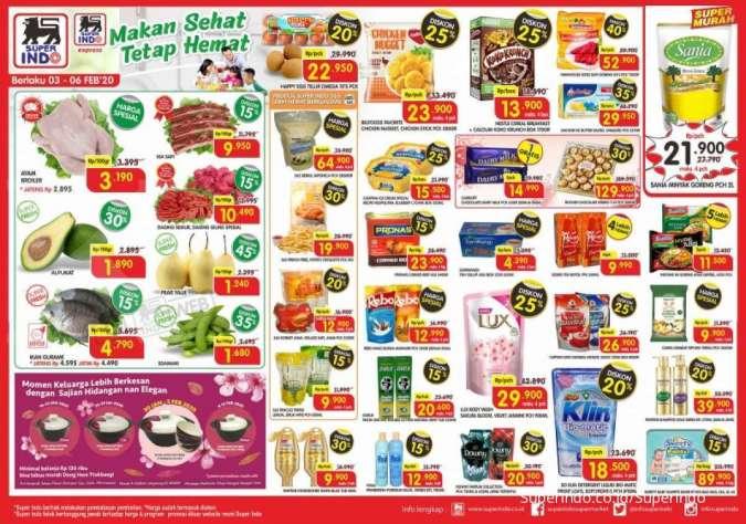 Katalog Promosi Superindo 3- 6 Februari 2020 (1)