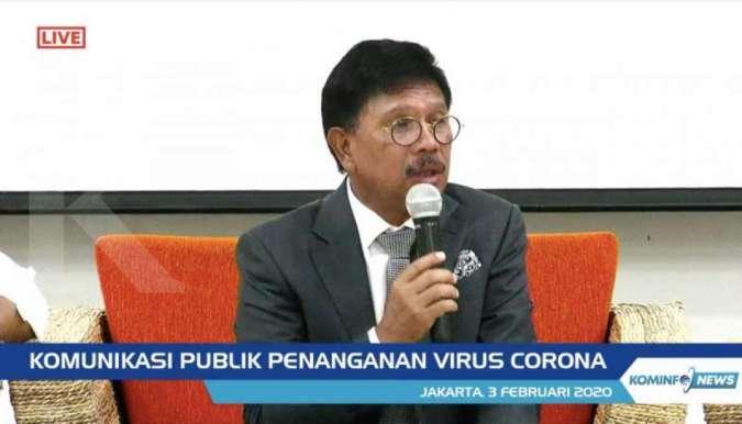 Sebaran Hoaks Soal Virus Corona Meningkat, Kominfo Ambil Langkah Preventif dan Penindakan