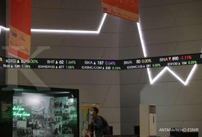 Simak rekomendasi saham MYOR, SMRA, dan BRPT untuk Kamis (20/2)