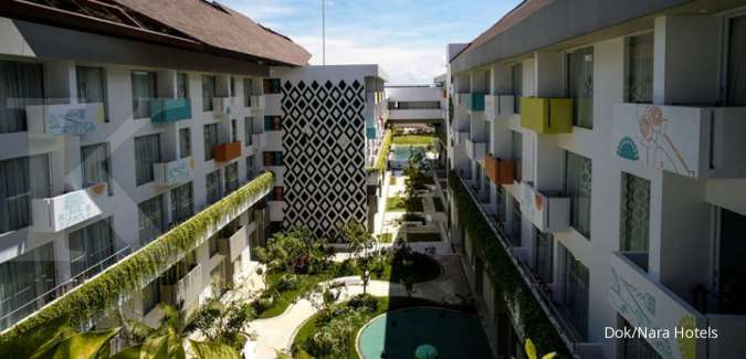 NARA Sembari tunggu IPO ulang, Nara Hotel menjajaki proyek baru