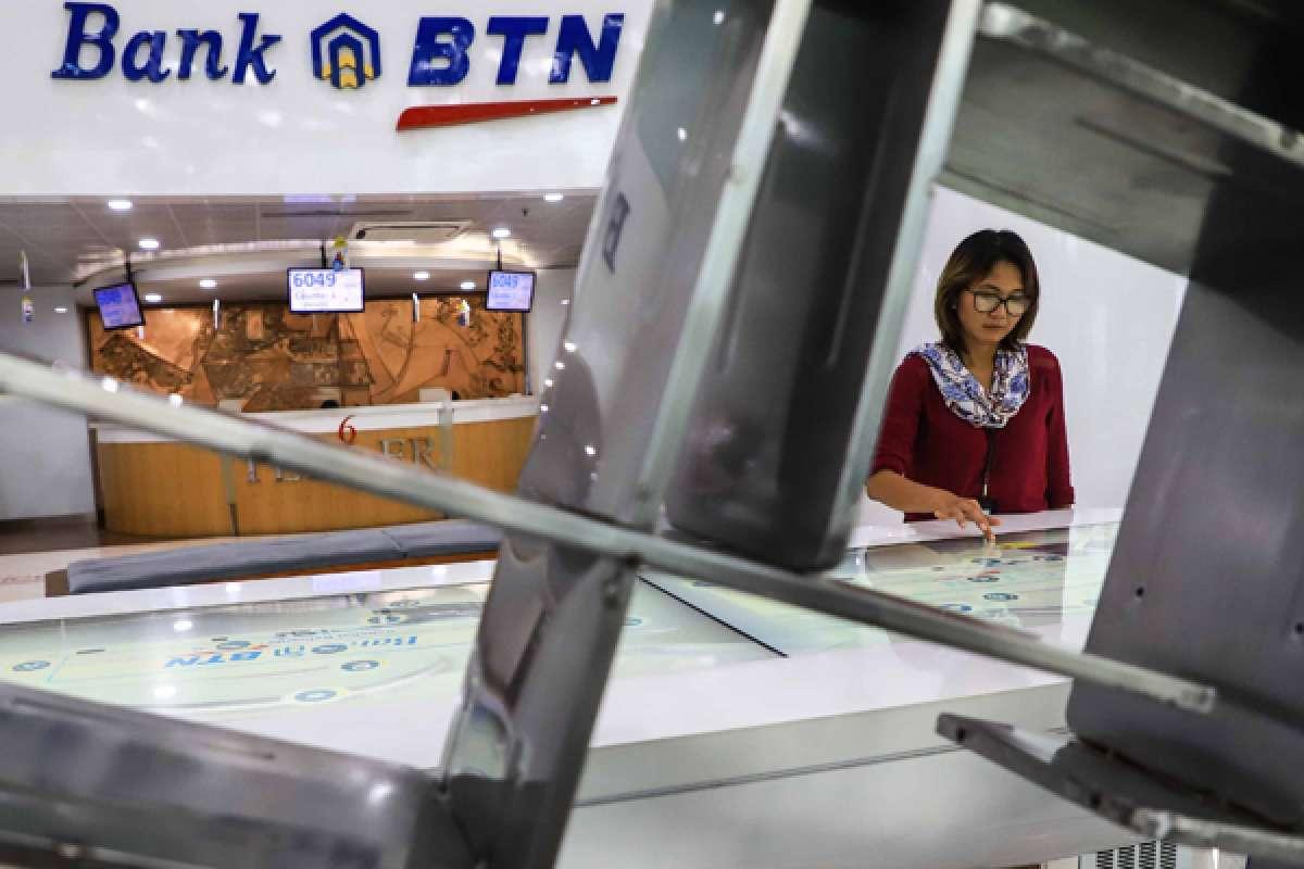 Pertumbuhan kredit Bank BTN