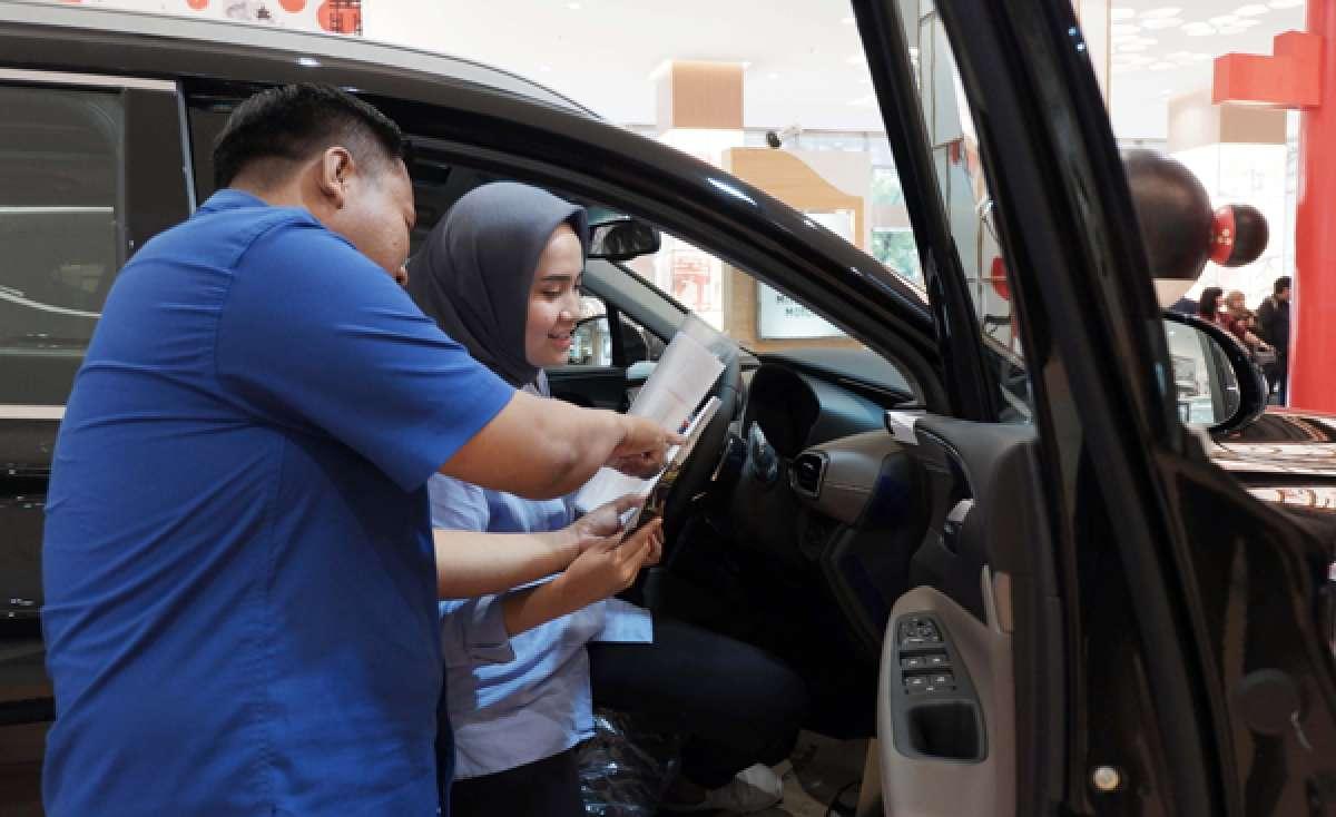 Nasib pertumbuhan pembiayaan kendaraan