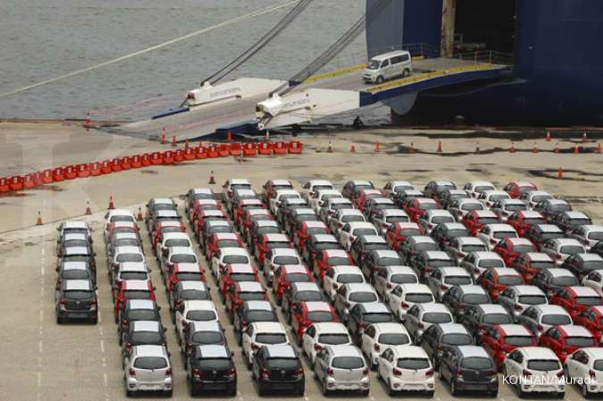 IPCC IHSG Saham Indonesia Kendaraan Terminal (IPCC) sempat melejit di tengah penurunan IHSG
